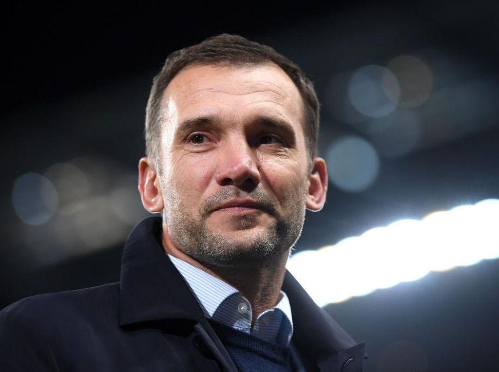 Andriy Shevchenko Akan Gantikan Frank Lampard di Chelsea?