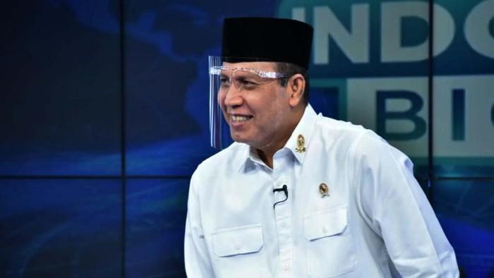 Kepala BNPT Komjen Pol. Dr. Boy Rafli Amar, M.H meminta warga meningkatkan kewaspadaan akan bahaya terprisme. Hal itu disampaikan dalam talkshow di Jakarta.