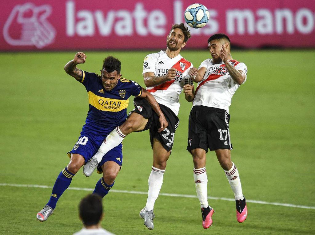 Ada Seruan Patahkan Kaki Lawan Saat Boca Juniors Vs River Plate