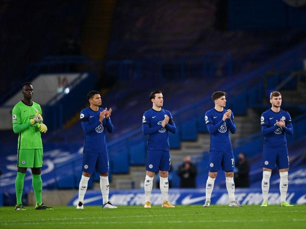 Chelsea Main Kotorlah!