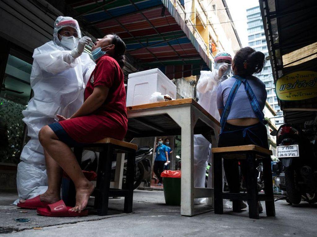 Thailand Deteksi Kasus Pertama Corona Varian Afsel yang Sangat Menular