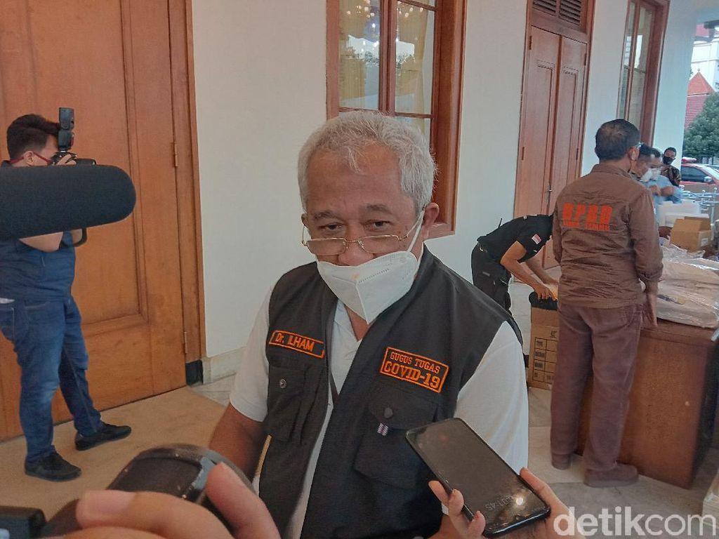 Tracing Gubernur Khofifah, 8 Kepala OPD di Jatim Positif COVID-19
