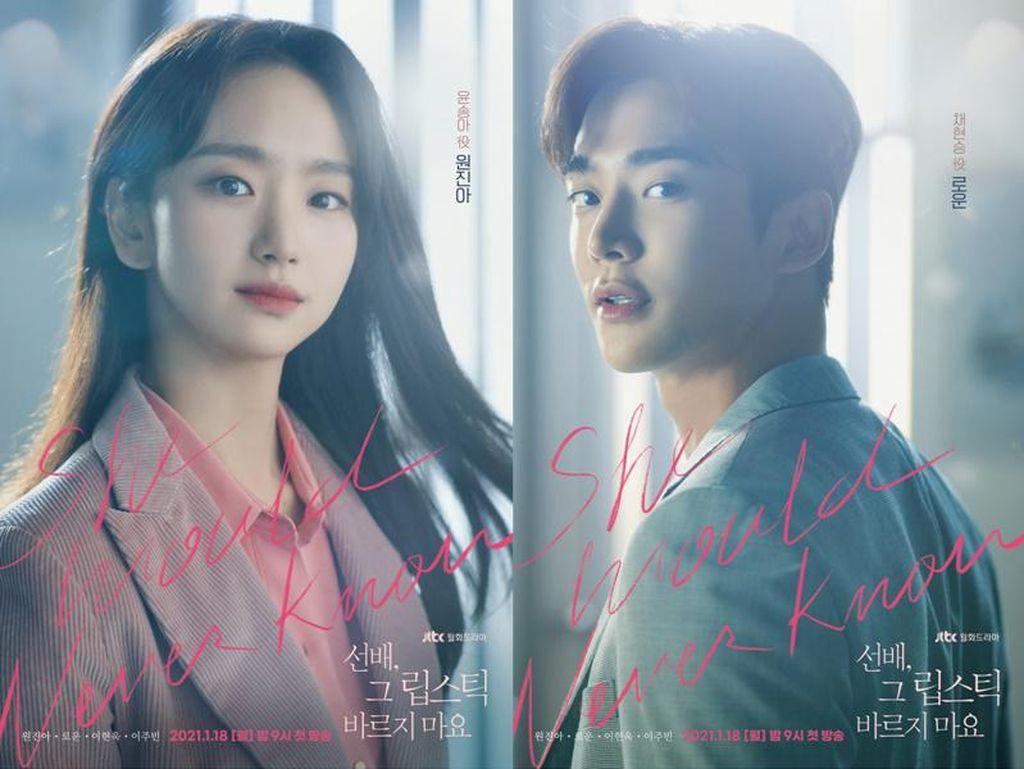 10 Drama Korea Tayang Januari 2021, True Beauty Hingga Live On