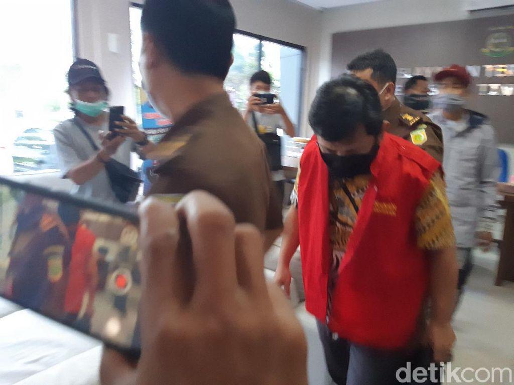 Kasus Kredit Fiktif Rp 8,7 M, Eks Kacab Bank BUMD Ditahan Kejati Banten