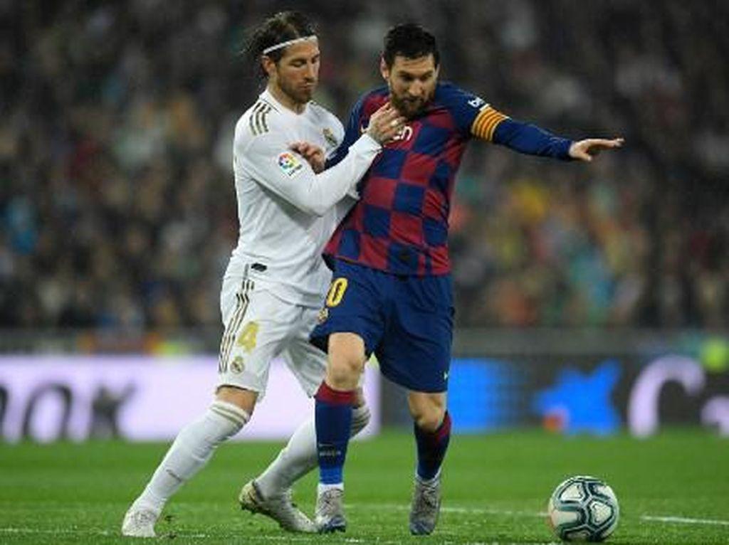 Sergio Ramos dan Lionel Messi Akan Bersatu di PSG?