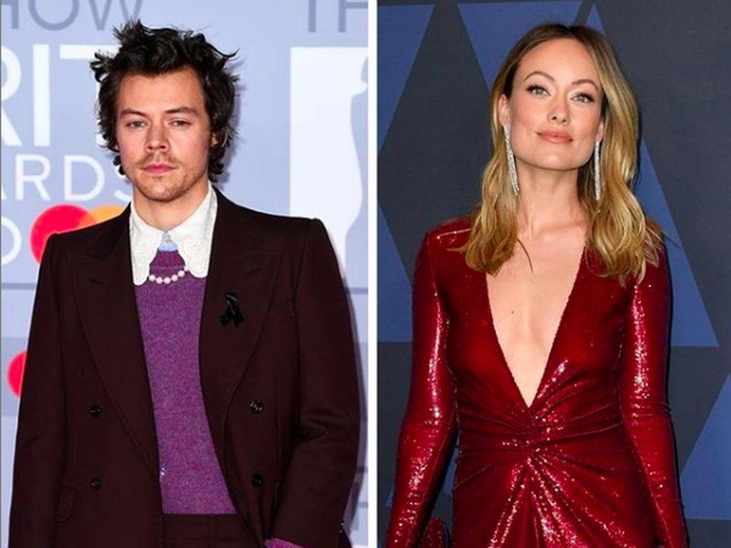 Harry Styles dan Olivia Wilde Dikabarkan Sudah Tinggal Serumah