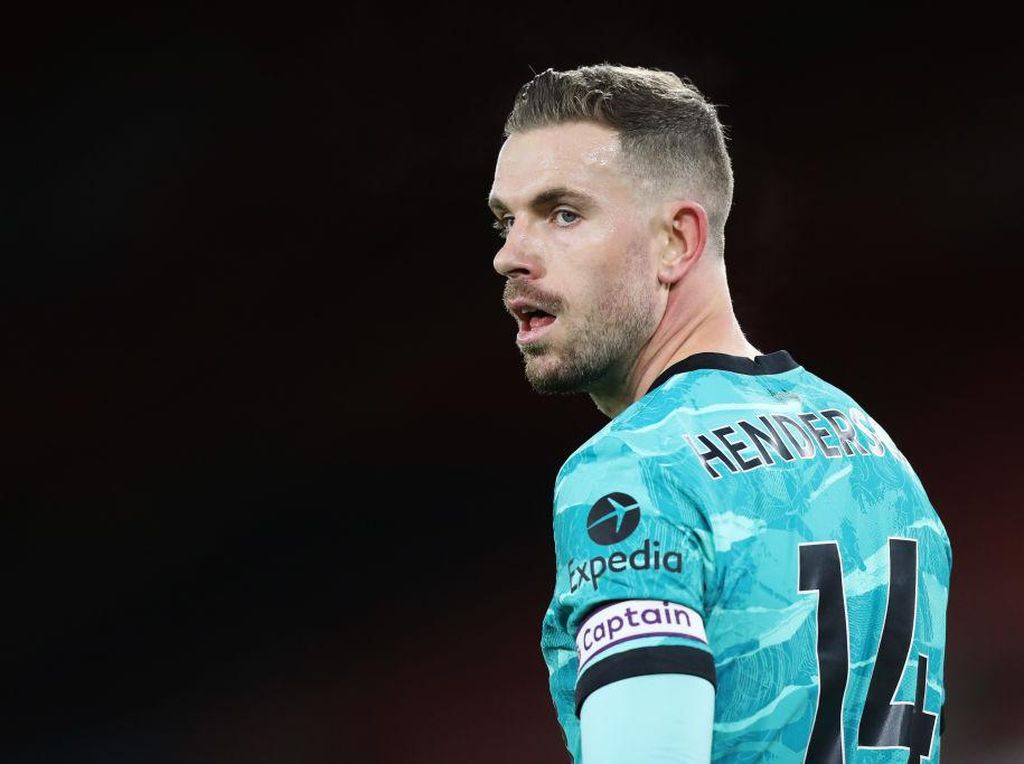 Jordan Henderson Sadar Liverpool Buang-buang Peluang