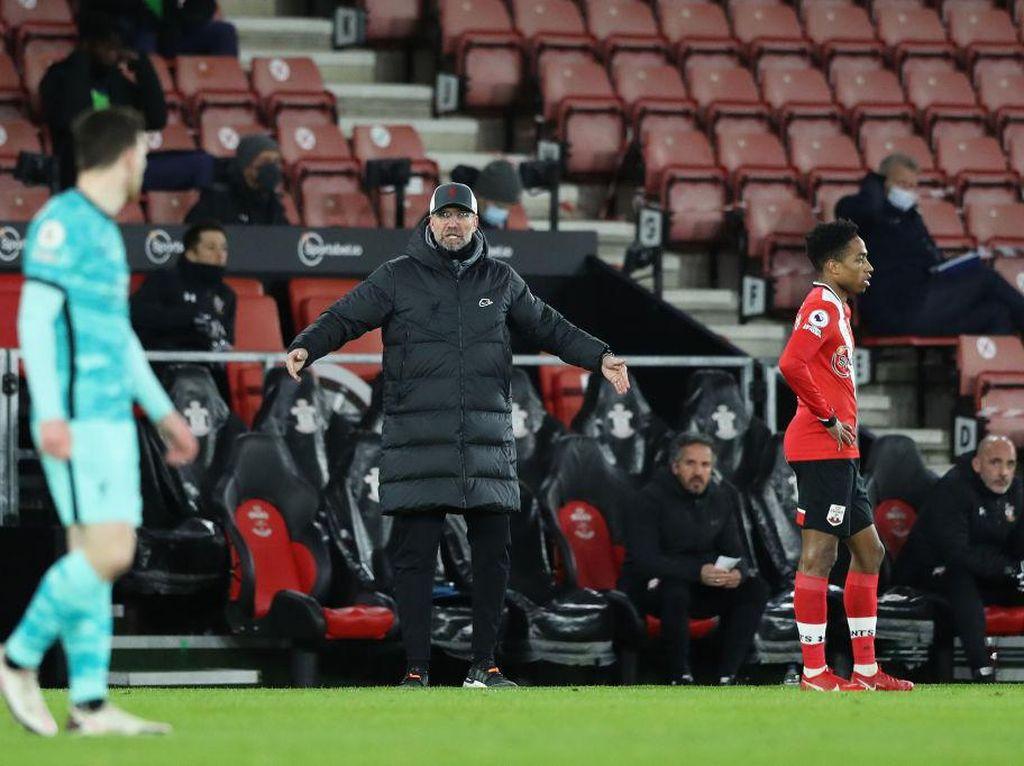 Klopp Murka Lihat Liverpool Main Buruk!