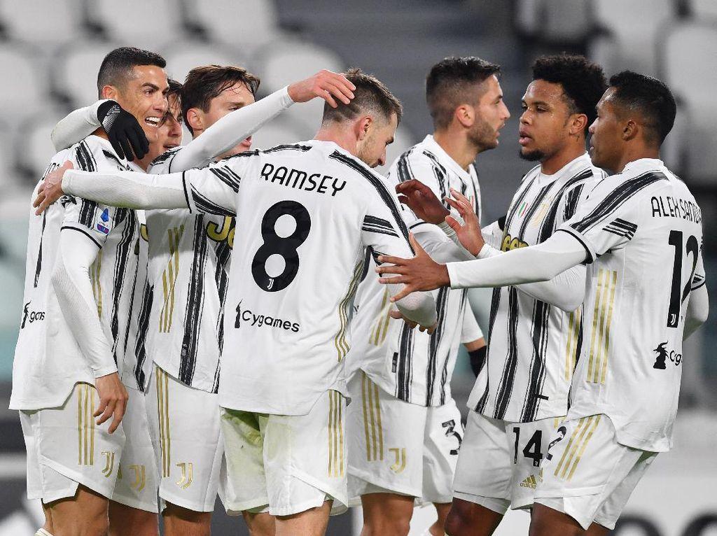 Milan Sedang Bagus, tapi Jangan Coret Juventus dari Persaingan Scudetto