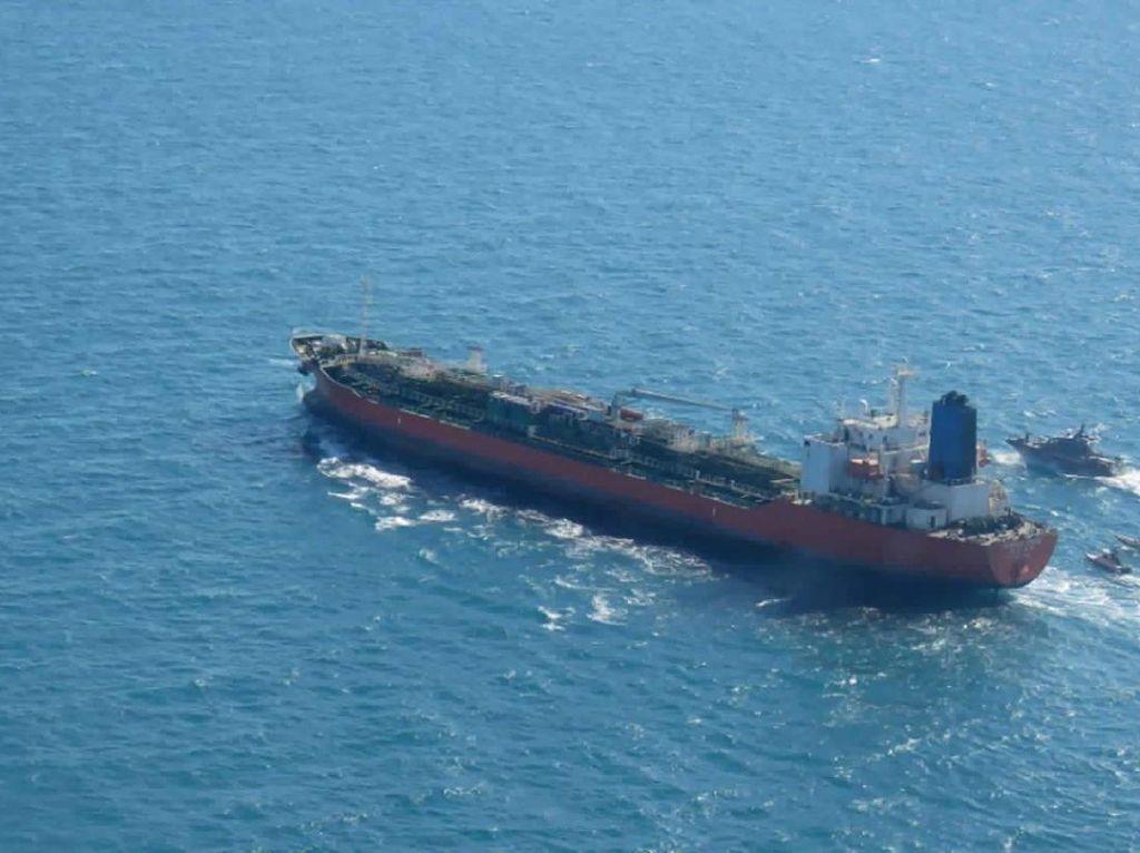 Iran Bebaskan 2 ABK WNI yang Ditahan di Kapal Korsel