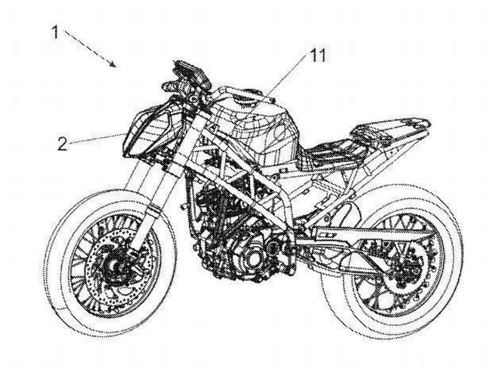 Makin Keren, Motor KTM Bakal Punya Radar