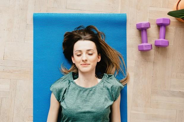 Latihan pernafasan