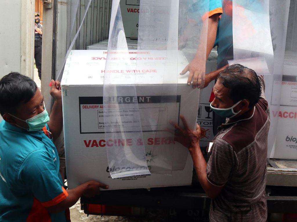 Saran Senayan soal Vaksinasi Pekan Depan agar Aman-Transparan