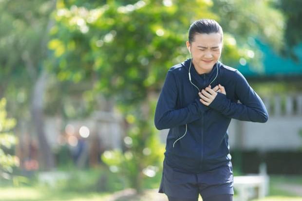 Olahraga dapat membuat detak jantung menjadi lebih cepat / foto: istockphoto.com