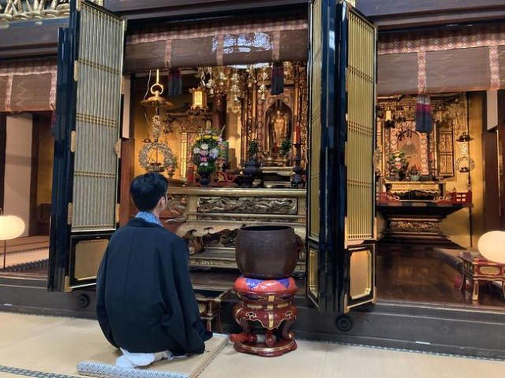 Cuma di Jepang, Pemakaman Hewan Peliharaan Dibuat Seperti Manusia