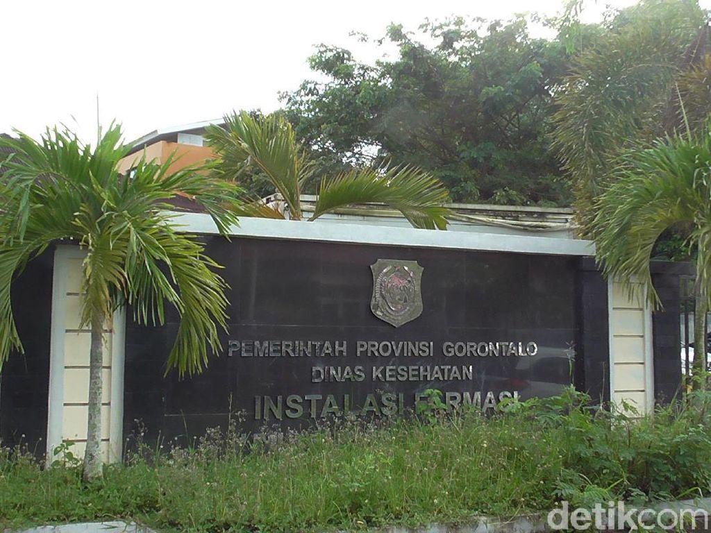 Gorontalo Terima 9.760 Vaksin COVID-19 Tahap Awal untuk 8.000 Nakes