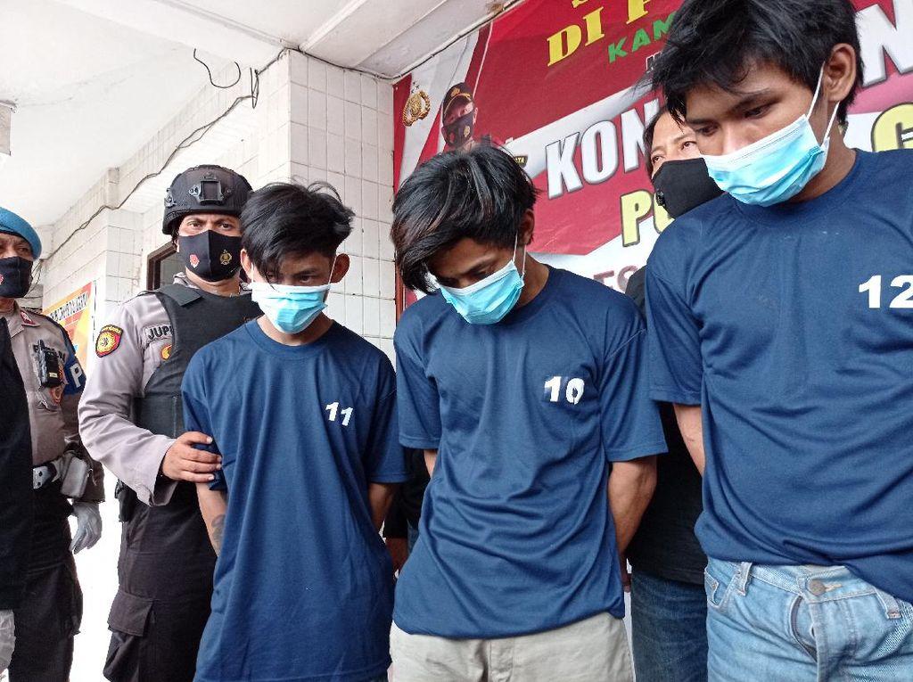 Motif 3 Pemuda Curi Bagian Pipa Gas di Cakung: Butuh Uang untuk Makan