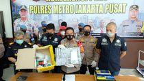 Polisi Gagalkan Kiriman 122 Gram Kokain dari Jerman Diselundupkan dalam Mainan