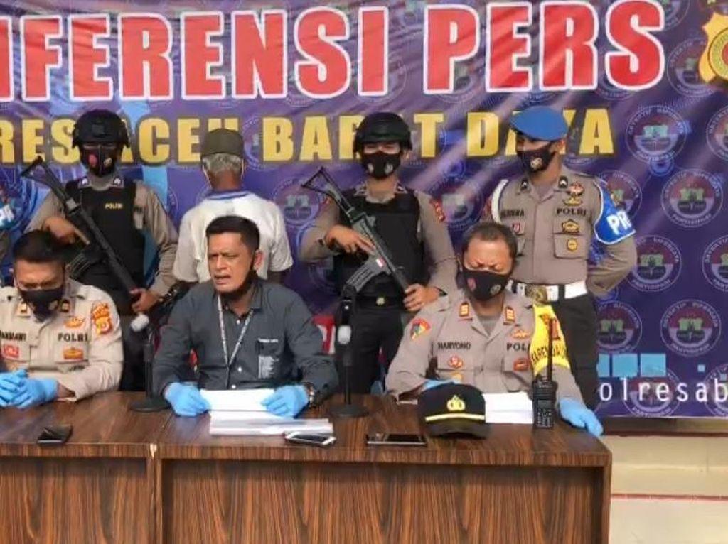 Petani Aceh Tak Lapor Usai Pisau Babat Putuskan Tangan Perawat karena Takut