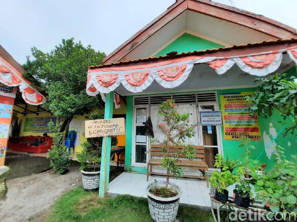 Minta Bidan Desa Diganti, Warga Desa di Mojokerto Ini Nekat Tutup Ponkesdes