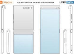 Xiaomi Patenkan 7 Desain Ponsel Layar Lipat
