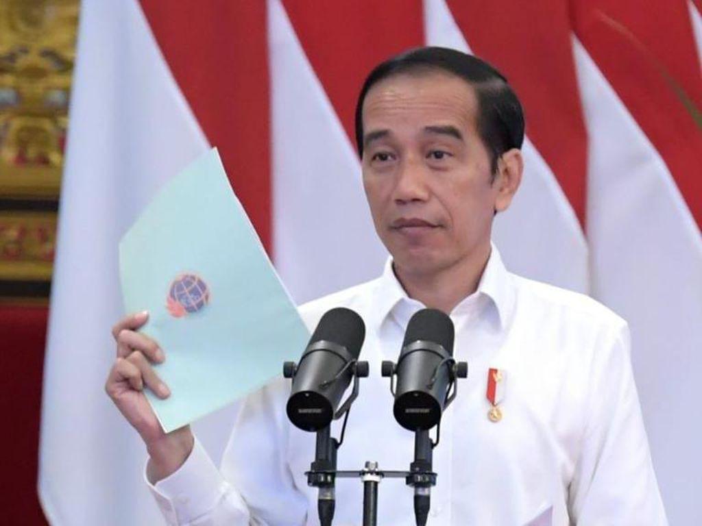 Serahkan SK Hutan Adat, Sosial, dan TORA se-RI, Ini Pesan Jokowi