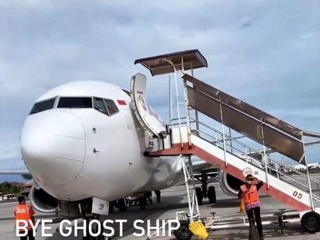 Itung-itungan Tiket Pesawat Komersial Richard Muljadi Vs Private Jet