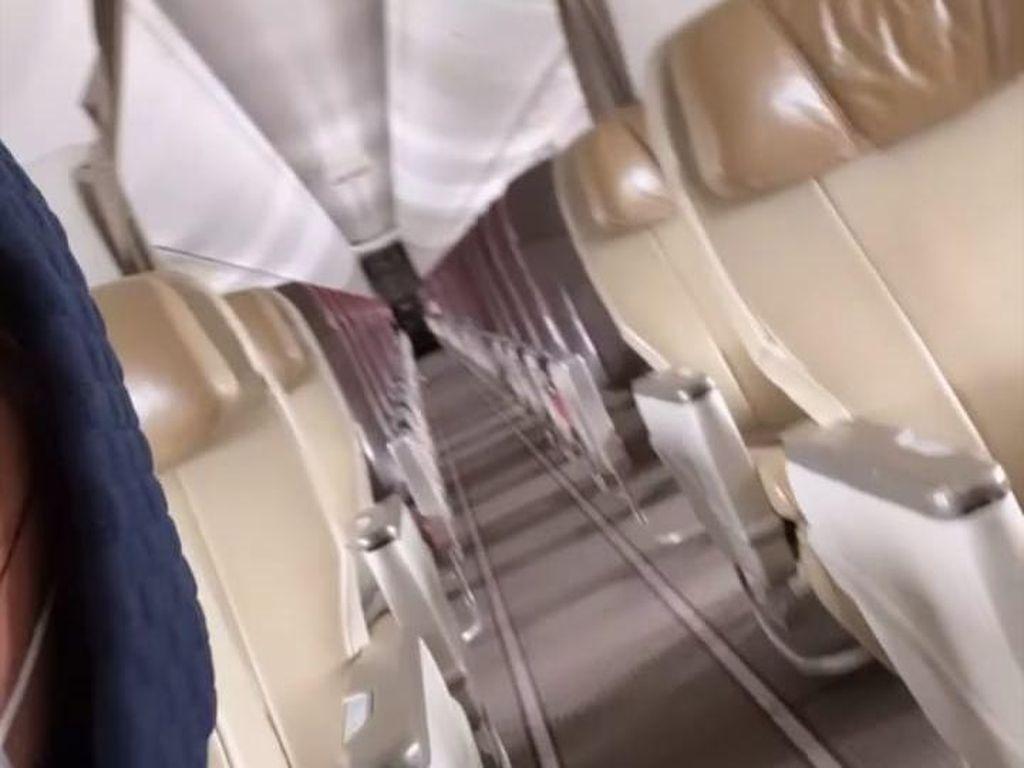 Richard Muljadi Pesan Semua Kursi Pesawat Bali-Zona Merah COVID-19