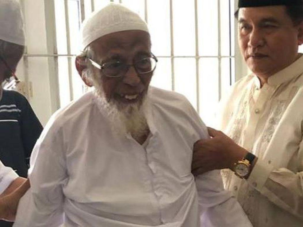 Selesai Jalani Hukuman, Abu Bakar Bashir Akan Dibebaskan Hari Jumat Besok