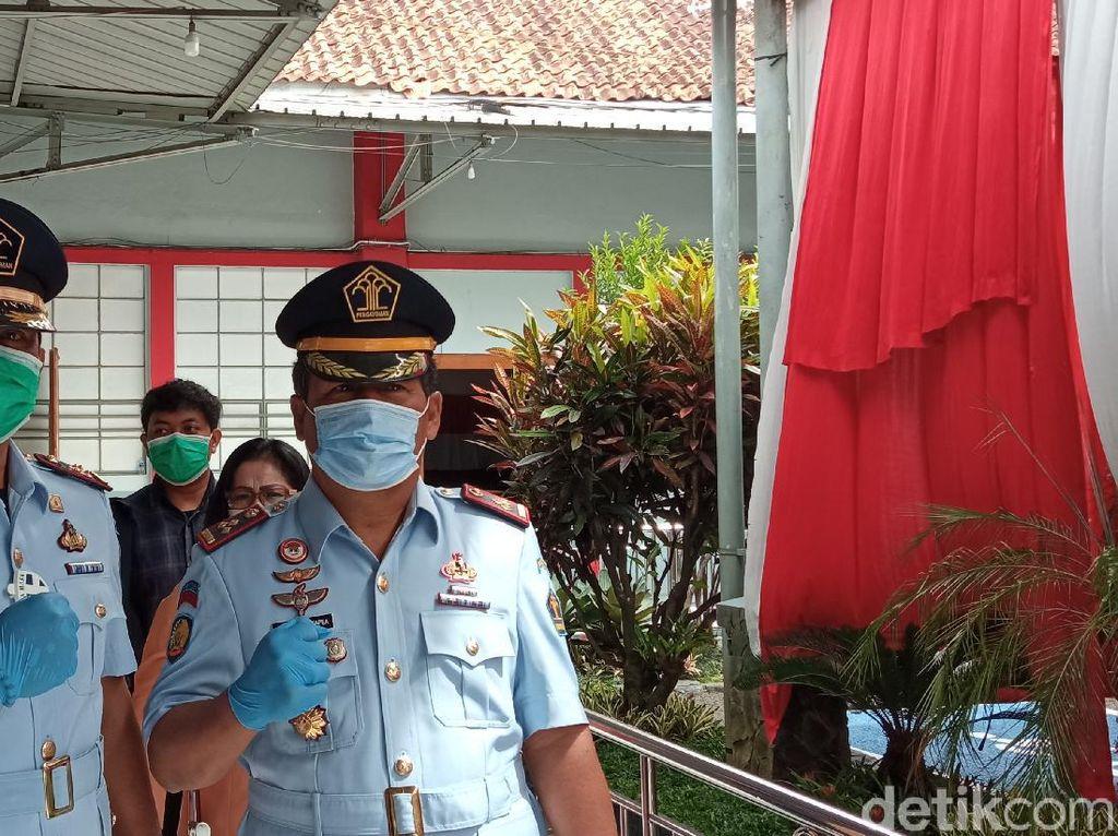 Baru Menjabat 6 Bulan, Kalapas Sukamiskin Bandung Diganti
