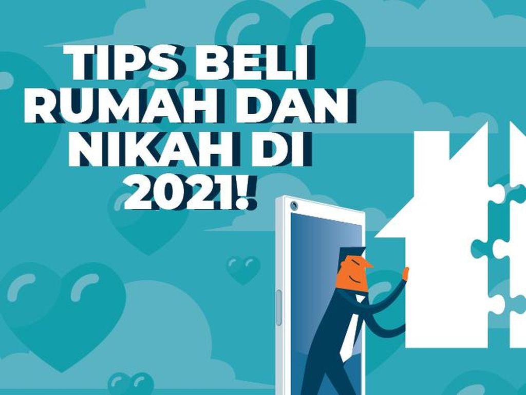 Resolusi Goals 2021: Beli Rumah dan Nikah