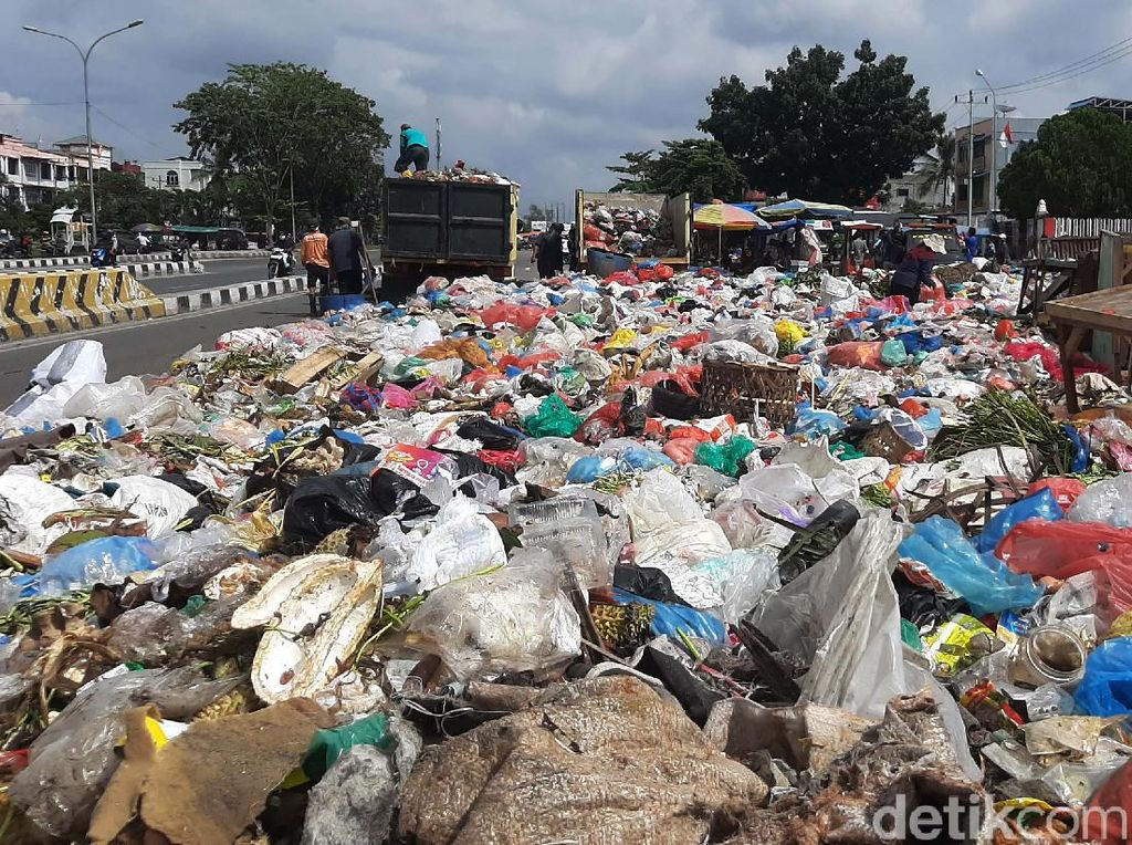 Kadis LHK Pekanbaru Dicopot, Polisi Jamin Kasus Tumpukan Sampah Terus Diusut