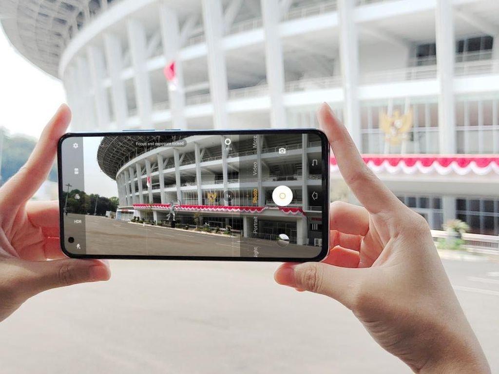 Pilihan Smartphone Vivo Buat Coba Hal Baru di 2021