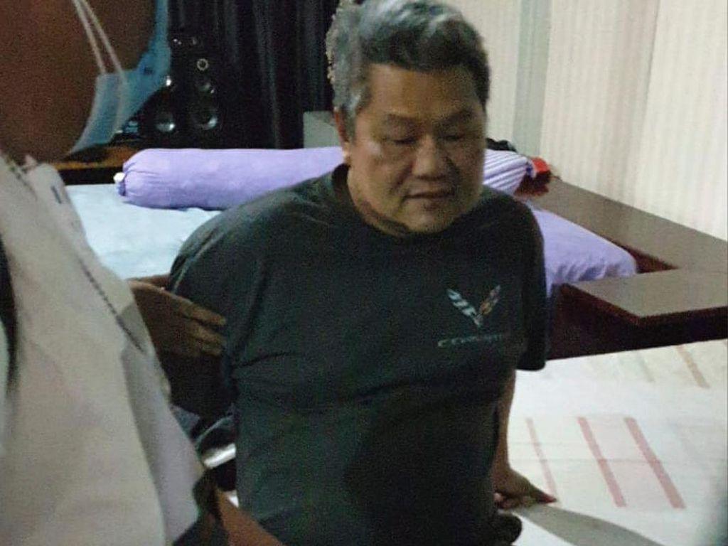 Buron Koruptor Rp 13 Miliar Dibekuk di Widya Chandra Jaksel