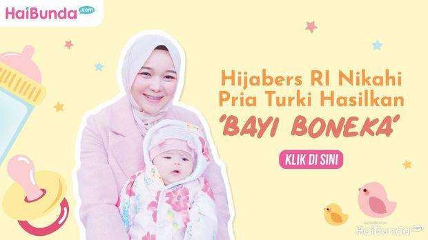 Banner hijabers Turki