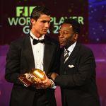 Pele Gak Terima Cristiano Ronaldo Lampaui Rekor Golnya?