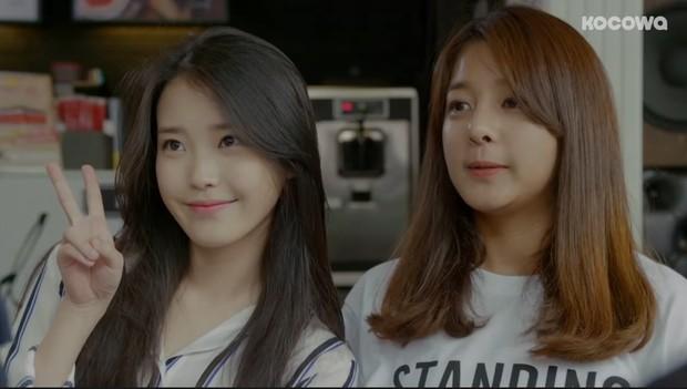 debut akting seorina