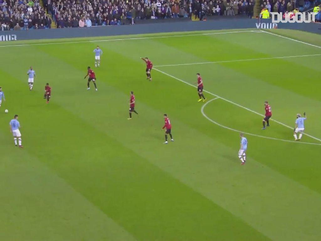 Video Derby Manchester di Semifinal Piala Liga Inggris Musim Lalu