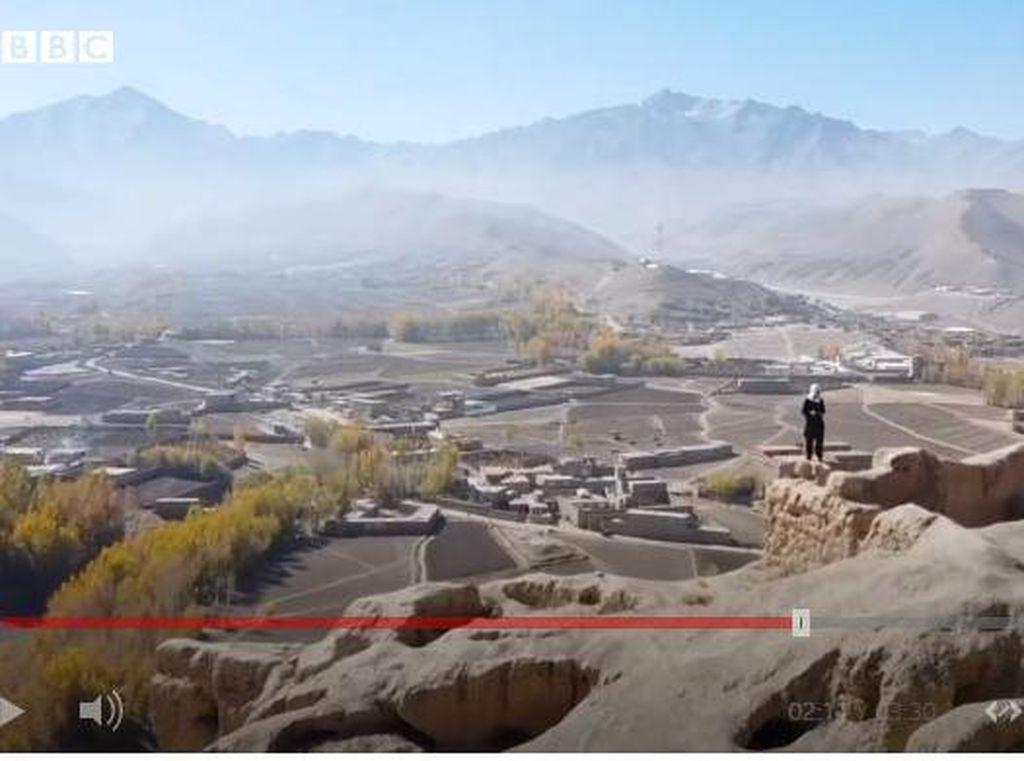 Turis Amerika Serikat Berkeliling Afghanistan: Begitu Hangat