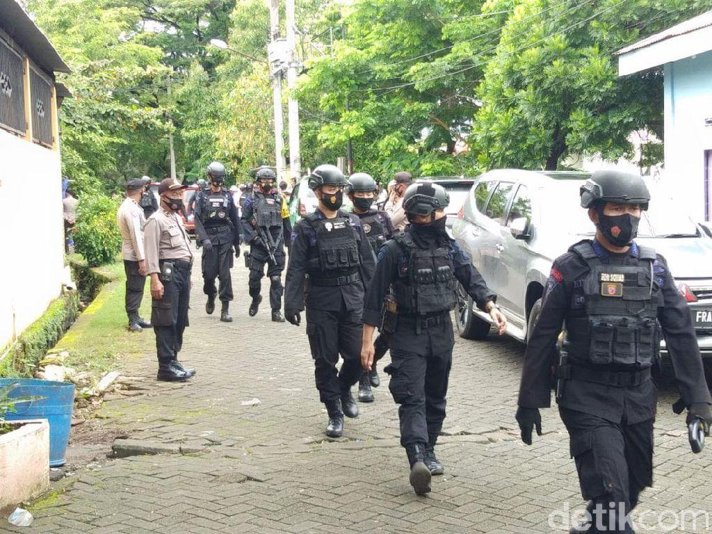 8 Hal Terungkap dari Tewasnya 2 Teroris di Makassar Saat Disergap