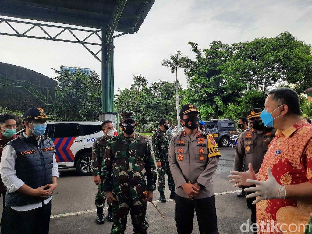 Asrama Haji Surabaya Disiapkan untuk Penampungan Pasien COVID-19
