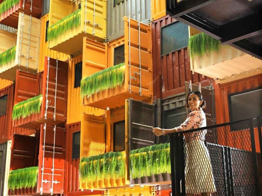 10 Hotel Container yang Cocok untuk Staycation