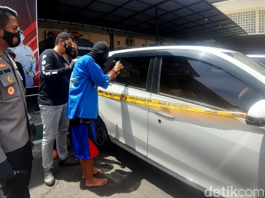 Berkali-kali Beraksi di Jateng, Komplotan Maling Pecah Kaca Mobil Dibekuk