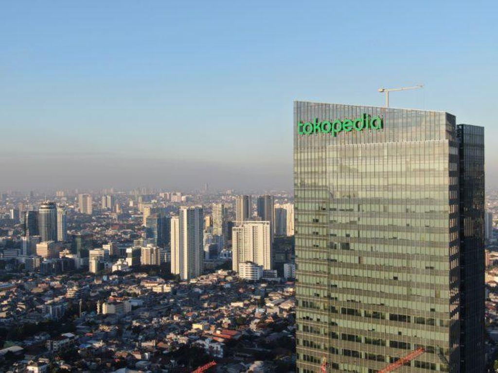 Tokopedia Masuk 10 Perusahaan Ritel Teratas di Asia Tenggara