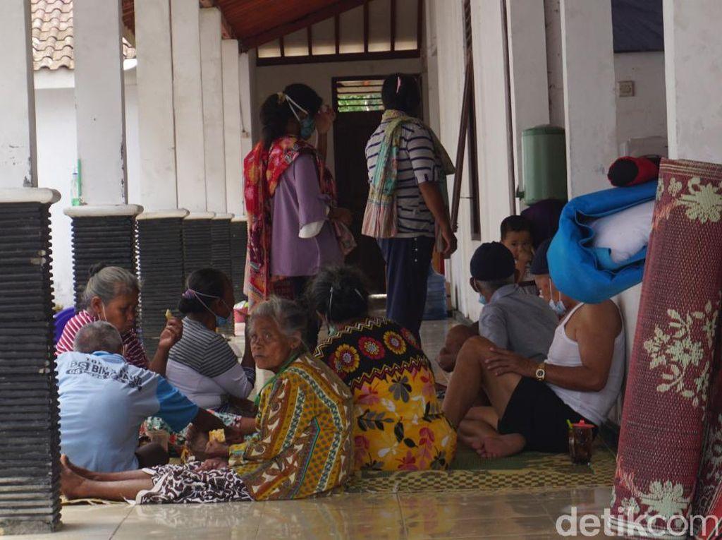 Daerah Bahaya Merapi Berubah, BPBD Sleman Tak Buru-buru Pulangkan Pengungsi