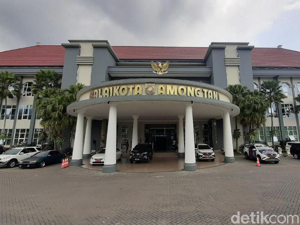 Penggeledahan KPK di Balai Kota Batu Terkait Kasus Gratifikasi 2011-2017