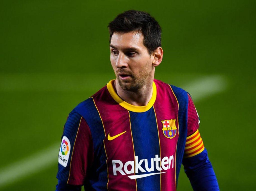 PSG Bisa Saja Rekrut Messi Jika Nekat Lakukan Hal Ini