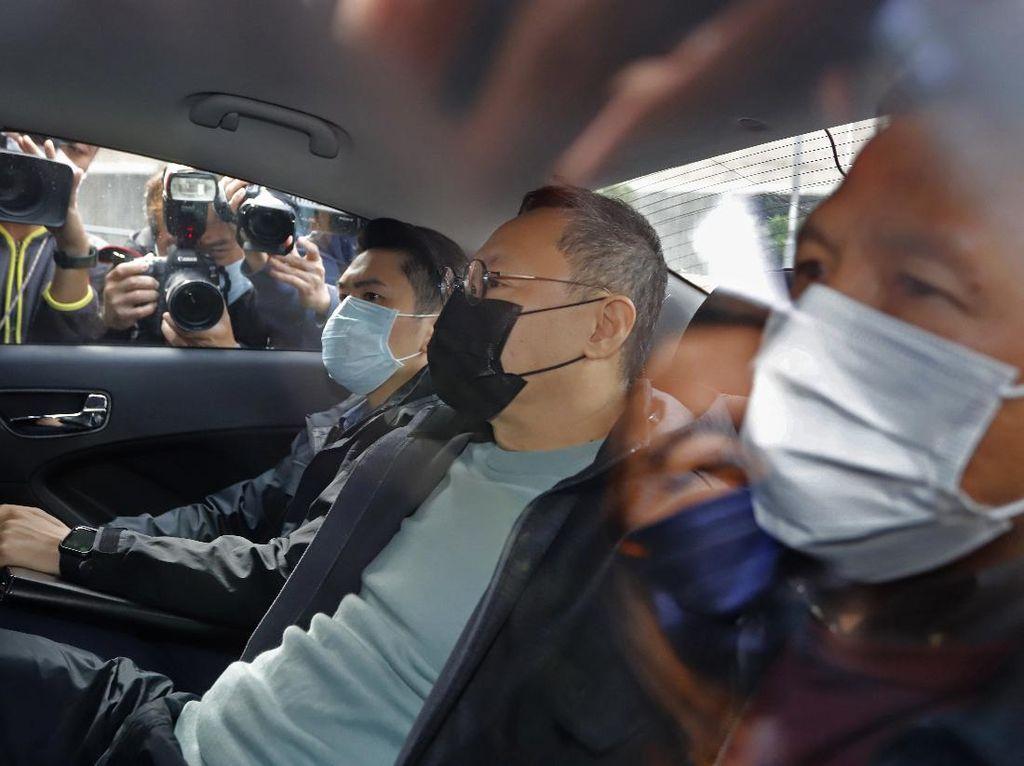50 Aktivis Pro-demokrasi Termasuk 1 Warga AS Ditangkap Polisi Hong Kong