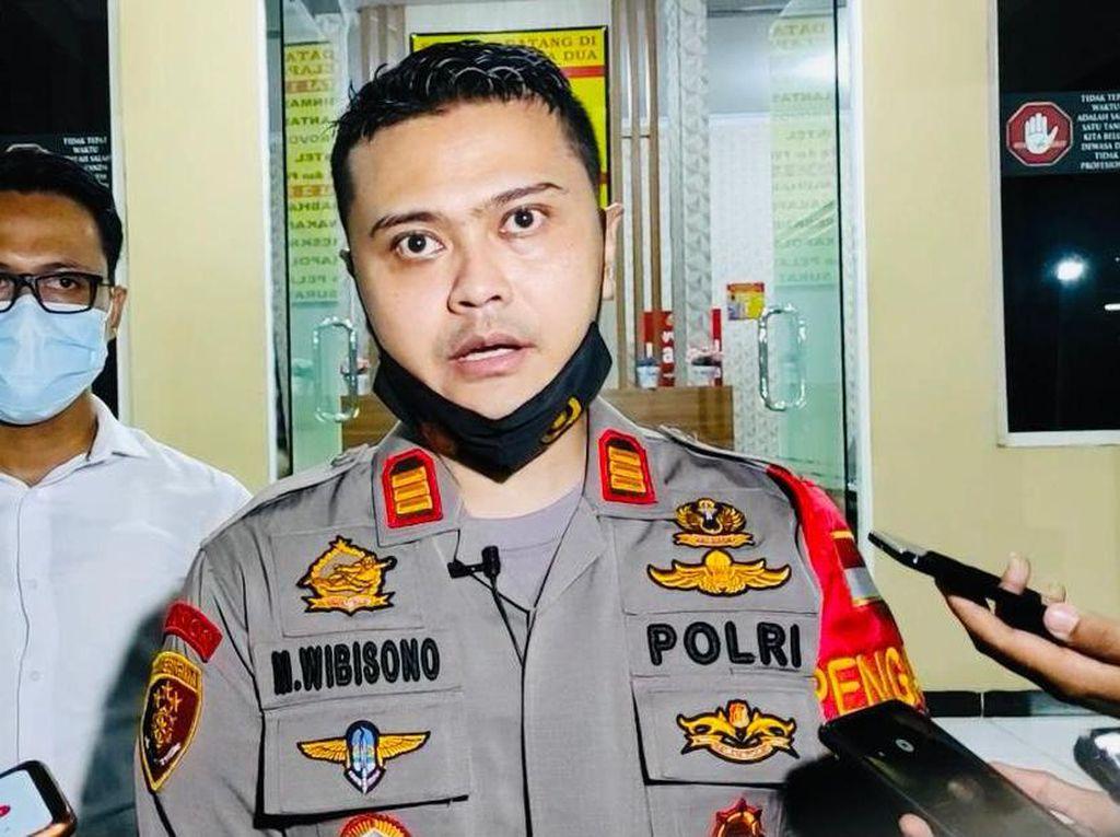 Melawan Polisi, Pencuri Modus Pecah Kaca di Tangerang Ditembak