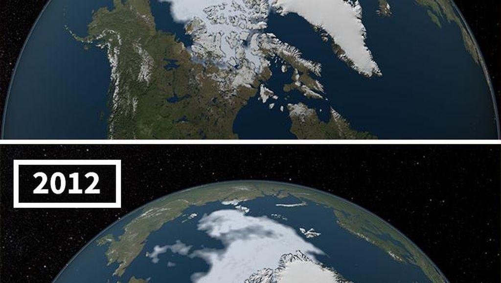 Kamu Harus Lihat, Potret Bumi yang Berubah karena Iklim